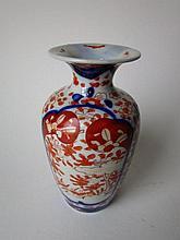 Japans Imari vaasje, 15,5 cm