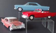 AMT FORD PROMO MODEL CARS