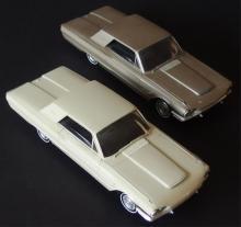 PHILCO RADIO / FORD MODEL CARS (2)