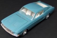 AMF FORD MUSTANG PROMO MODEL CAR