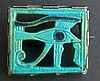 EGYPTIAN WEDJAT EYE BROOCH 3rd Int. Period