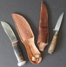 TWO VINTAGE KNIVES (2)