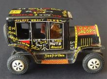 MARX 'OLD JALOPY' LITHO-TIN CAR