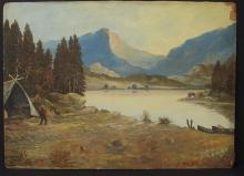 EARLY 20TH CENTURY WESTERN PAINTING