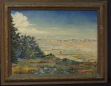 EARLY 20TH C. LANDSCAPE PAINTING