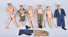 VINTAGE GI JOE PARTS LOT