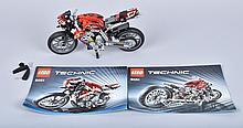 LEGO #8051 TECHNIC MOTORCYCLE