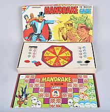 1966 TRANSOGRAM MANDRAKE GAME