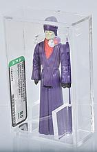 1984 AFA GRADE STAR WARS IMPERIAL DIGNITARY FIGURE