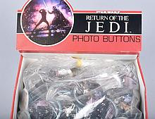 STAR WARS RETURN OF THE JEDO PHOTO BUTTONS