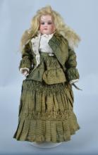 German Bisque Doll 17