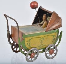 CKO GERMANY Penny Toy BABY CARRIAGE
