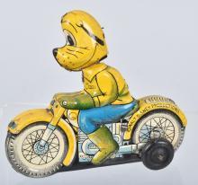 Linemar Pluto Motorcycle