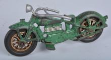 VINDEX Cast Iron SOLO MOTORCYCLE