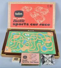 TUDOR SPORTS CAR RACE w/ BOX