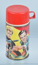 1966 THE MAN FROM UNCLE THERMOS