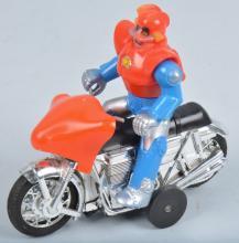 BULLMARK Friction JAPANESE SUPER HERO MOTORCYCLE