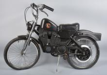 HARLEY DAVIDSON MOTORCYCLE BICYCLE
