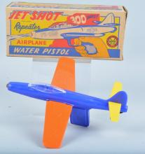 MARX JET SHOT REPEATER WATER PISTOL, BOXED