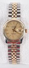 ROLEX DATEJUST OYSTER PERPETUAL #16013