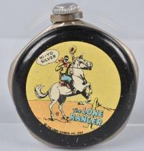 1939 Lone Ranger Pocket Watch, Working
