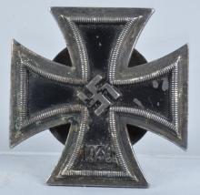 WW2 Nazi Germany Iron Cross, Screw Back