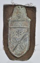 WW2 Nazi Germany Narvik Shield