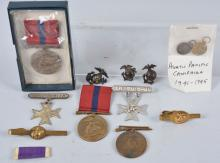US Marine Lot, WW2 & More
