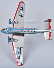 MARX Tin Friction STRATOLINER 700 AIRPLANE