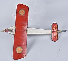 1928 EMPIRE Tin Litho SPIRT OF AMERICA AIRPLANE