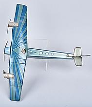 FRENCH Tin Windup CR504 AIRPLANE