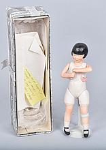 MARY LOU, 1980  SOUVENIR DOLL of GFWC