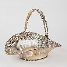 J. E. Caldwell & Co. sterling basket
