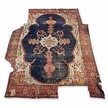 Palace size Serapi carpet, approx. 31'5