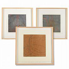 Peter Hammar (20th c., American), (3) works