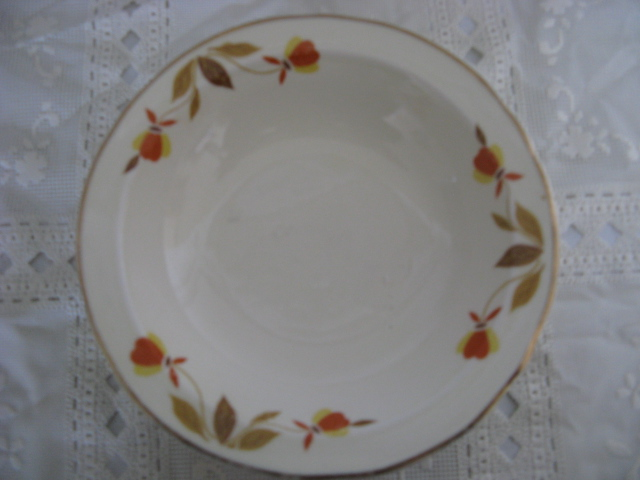 "5/1/2"" Jewel Tea Sauce Dishes (8) dishes"