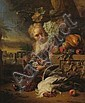 Jan WEENIX (Amsterdam 1640 - 1719) Jeune femme