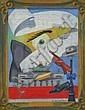 Auguste ROUBILLE (Paris 1872-1955) A la grande, Auguste Jean-Bapt. Roubille, Click for value