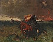 Evariste Luminais (nantes 1822-Paris 1896) Gaulois