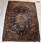 Sarouk oriental rug 4 x 6