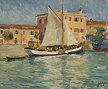 Giuseppe Malagodi (Cento 1890 - Roma 1968)