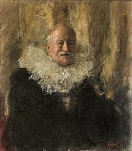 Antonio Mancini (Roma 1852 - 1930)