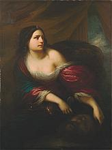 Pittore fiorentino del secolo XIX, nei modi di Simone Pignoni