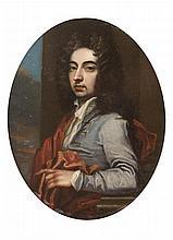 Cerchia di Gottfried Kneller (Lubecca 1646 – Londra 1723)