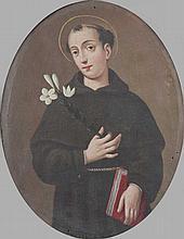 Scuola fiorentina, secolo XVII Sant'Antonio da Padova