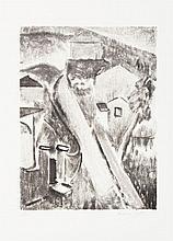 Ardengo Soffici (Rignano sull'Arno 1879 - Forte dei Marmi 1964)