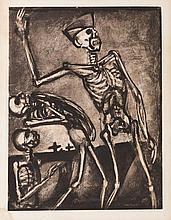 Georges Rouault (Parigi 1871 - 1958)