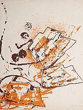 Fernandez Arman (Nizza 1928 - New York 2005)