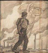 Leonardo Bistolfi (Casale Monferrato 1859 - La Loggia 1933)