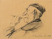Arturo Checchi (Fucecchio 1886 - Perugia 1971)